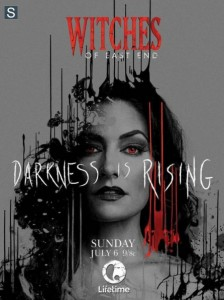 Witches of East End. Promo Photo. Dark is Rising. Season 2. Lifetime. 2014. Show.