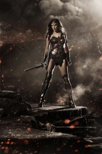 Wonder Woman. DC. Warner Bros. Film. SDCC. Promo Picture.