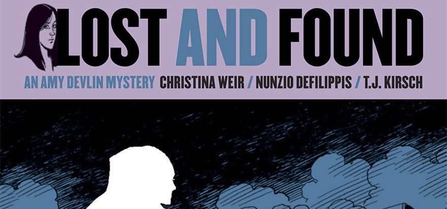 Crime Comic Review: Amy Devlin, Lost and Found
