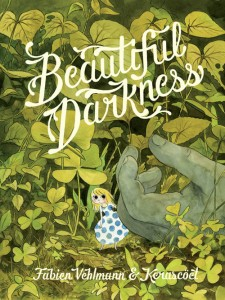 beautiful darkness cover, Fabien Vehlmann, Kerascoet, drawn and quarterly