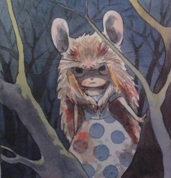 Image result for beautiful darkness drawn and quarterly