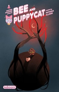 Bee and Puppycat #2 Natasha Allegri and Garrett Jackson (W) Natasha Allegri (A) KABOOM!