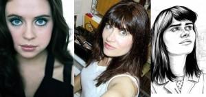 bel powley, phoebe gloeckner, minnie goetz, diary of a teenage girl, www.imdb.com, www.comicvine.com