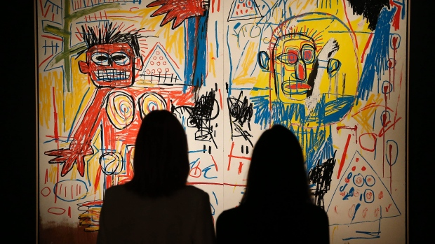 Basquiat. Still cool.