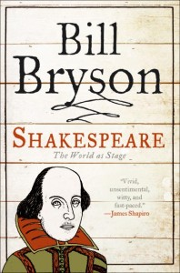 Cover: Bill Bryson's  Shakespeare