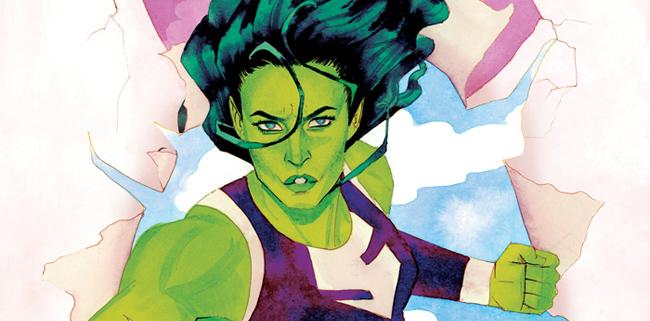 Short & Sweet: She-Hulk, Batwoman, Sex Criminals, and More!
