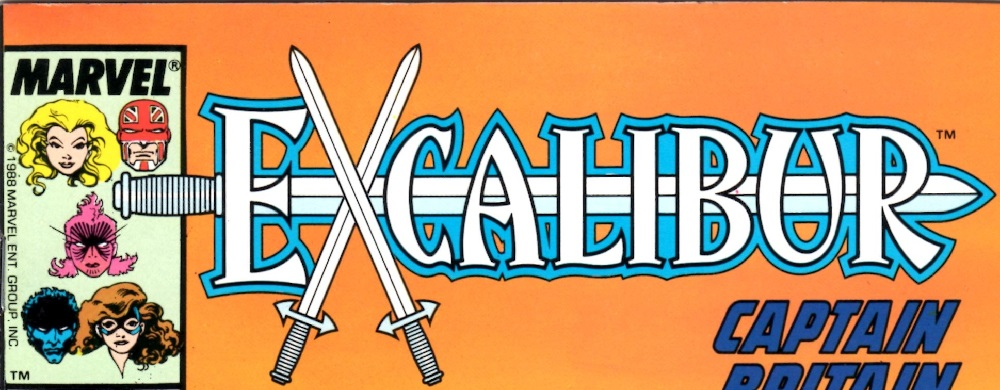Excalibur, Chris Claremont, Marvel, http://nothingbutcomics.wordpress.com/2014/06/03/let-the-great-experiment-begin/