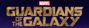Banner. Guardians of the Galaxy. Logo. Marvel. Marvel Studios. 2014.