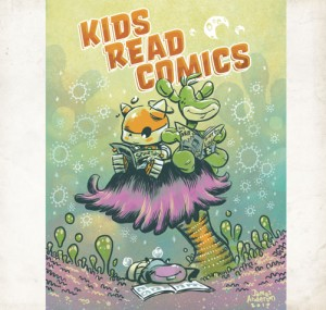 Jim Anderson, Ellie on Planet X, Kids Read Comics