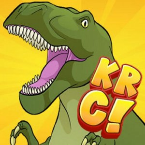 kids read comics, t-rex, https://twitter.com/krcomics