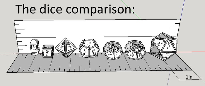 Kickstarter of the Week: RPG dice for the visually impaired