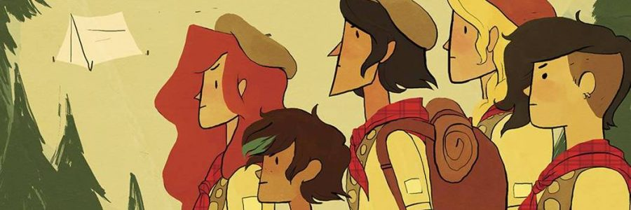 Lumberjanes #44: Time After Crime