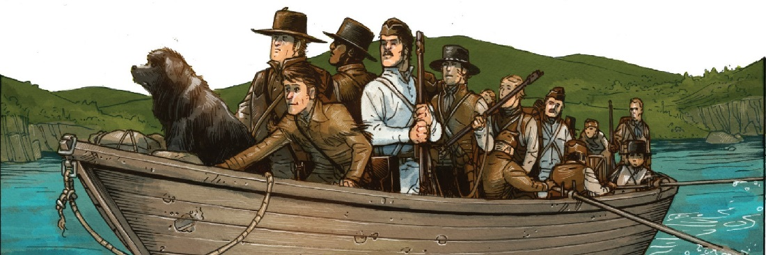 Review: Manifest Destiny Issue #8