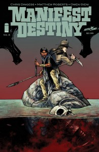 manifest destiny, Chris Dingess, Matthew Roberts, Owen Gieni, https://imagecomics.com/comics/releases/manifest-destiny-8