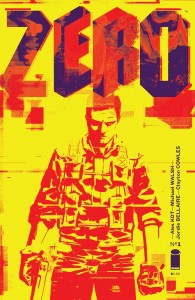 michael walsh zero number one image comics
