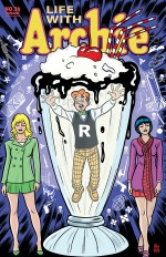 Cover: Life With Archie #36 Mike Allerd