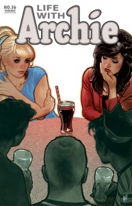Cover: Life With Archie #36, Adam Hughes
