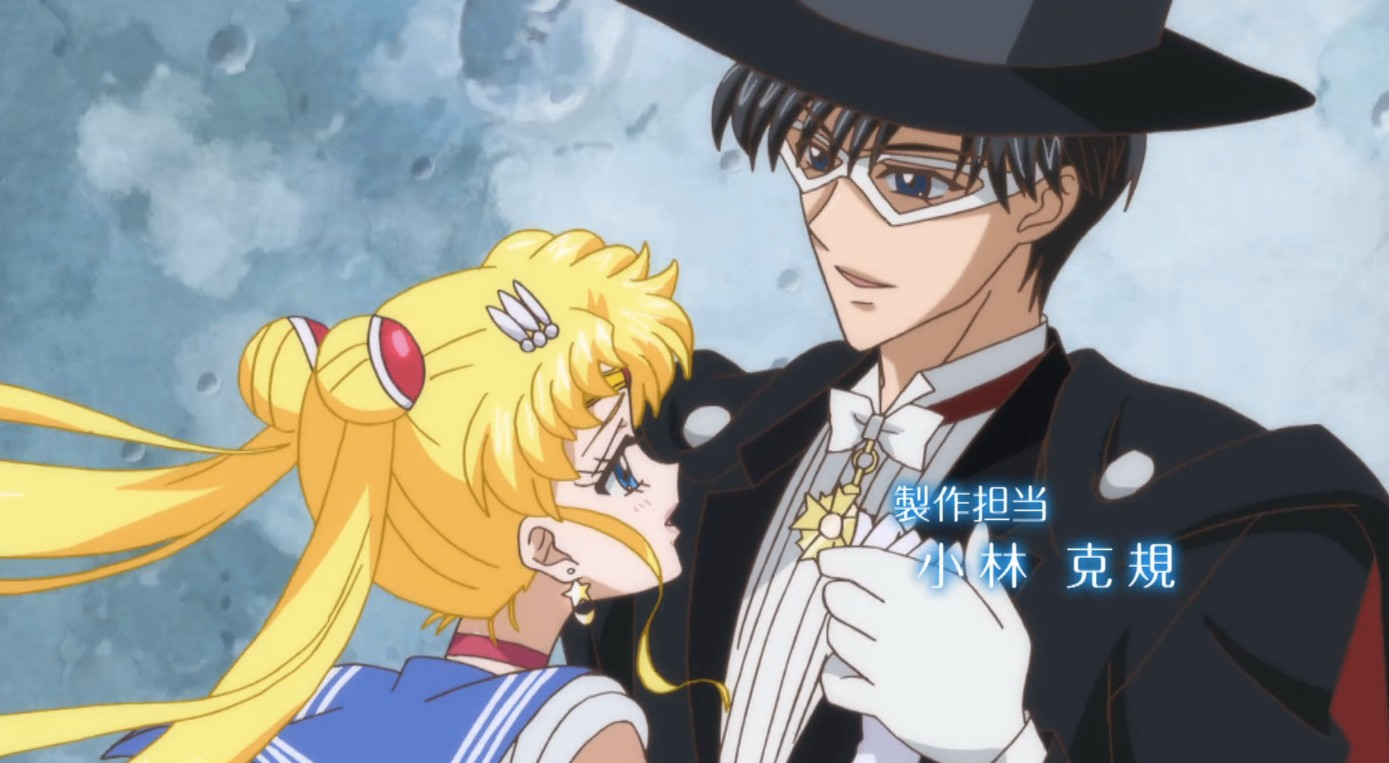 ROMANCE, Sailor Moon Crystal, Toei, 2014