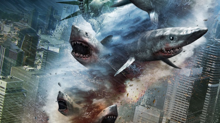 Sharknado 2: The Best One Yet