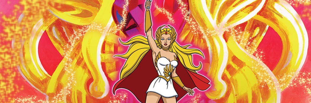 She-Ra Gets a New Look