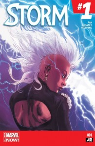 Storm #1 - Marvel Comics