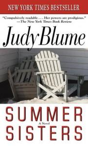 Summer Sisters. Judy Blume. Random House Publishing House. Dell. Book. 1998.
