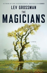 The Magicians. Book Cover. August 11th 2009. Books. Penguin Books USA. Viking.