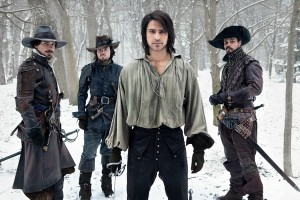 The Musketeers. 2014. BBC. Show. Promo Photo.