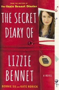 the secret diary of lizzie bennet book cover