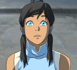 Korra, Legend of Korra, Created by Bryan Konietzko and  Michael Dante DiMartino, Produced by Ginormous Madman Studio Mir Nickelodeon Animation Studio Studio Pierrot