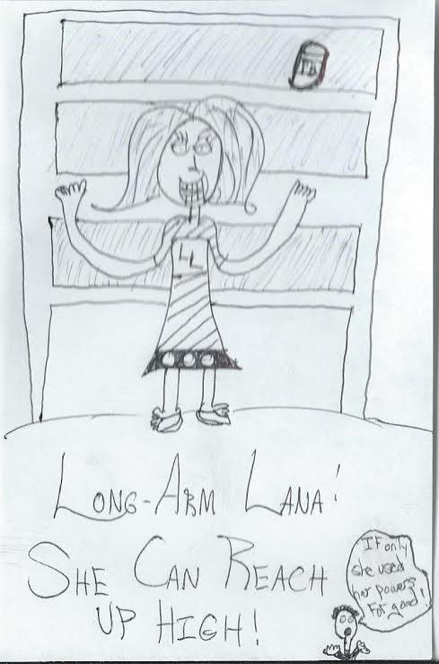 Long-Arm Lana, Lana Jaeger, 2014