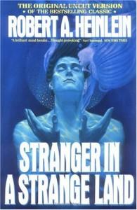 Cover: Stranger In A Strange Land, Heinlein