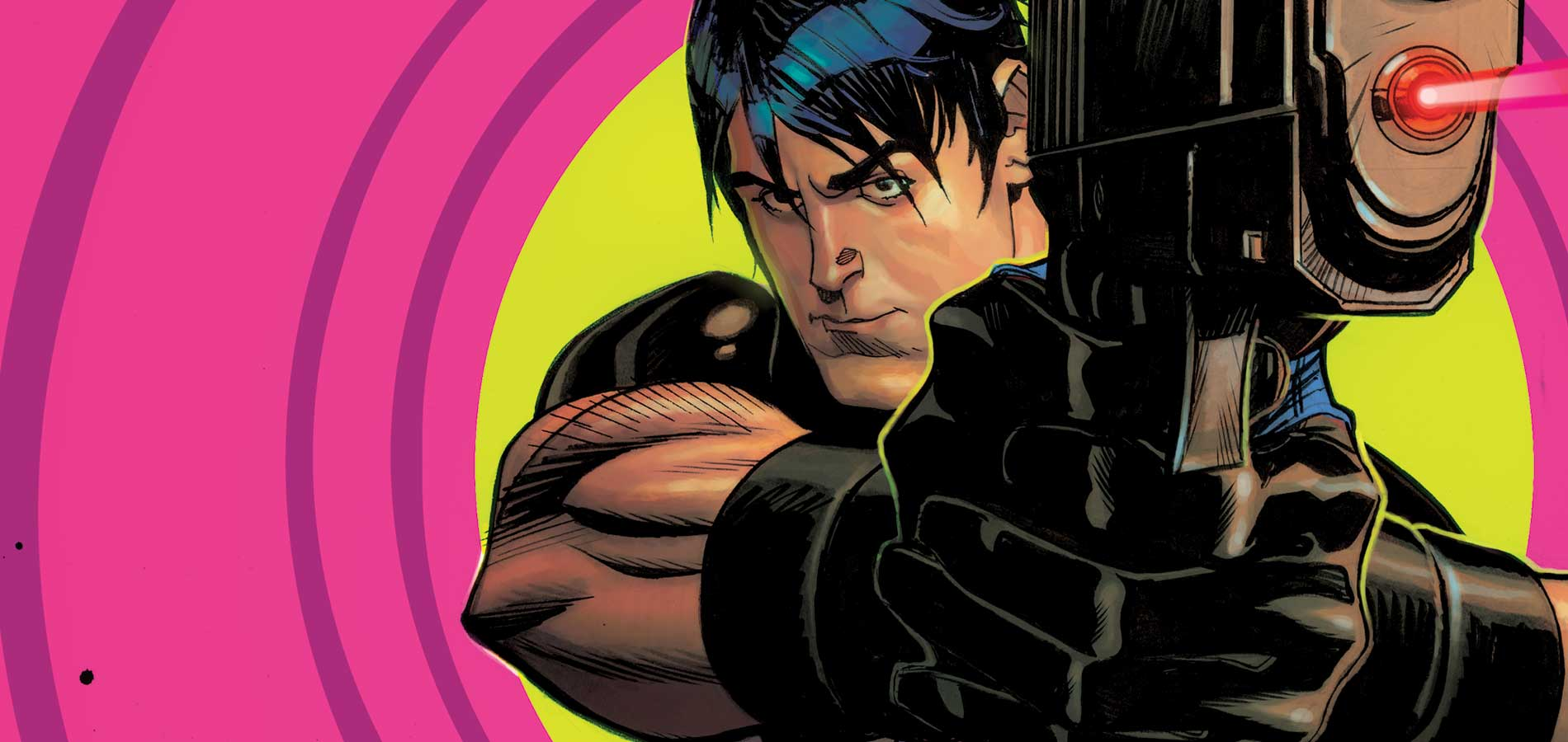 "Review of Grayson #1:  And They Say ""You Don't Know Dick"" To The Readers?"