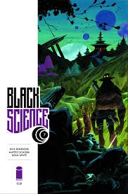 Cover: Black Science #7, Image