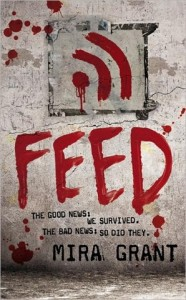 Cover: Feed, Mira Grant
