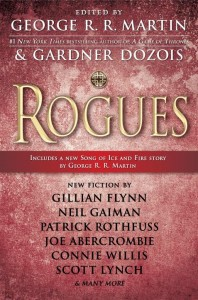 Cover: Rogues Anthology, GRR Martin