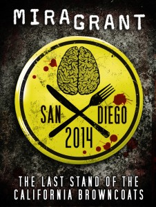 Cover: The Last Stand of the California Browncoats, Mira Grant