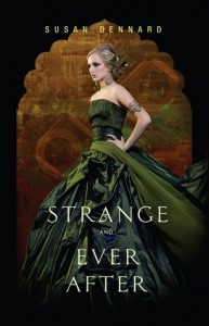 Cover: Strange and Ever After, Susan Dennard