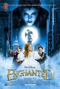 Poster: Enchanted, Disney