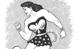 Wonder Woman, Gilbert Hernandez, DC Comics