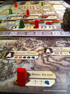 Lords of Waterdeep Sarah Richardson 2014