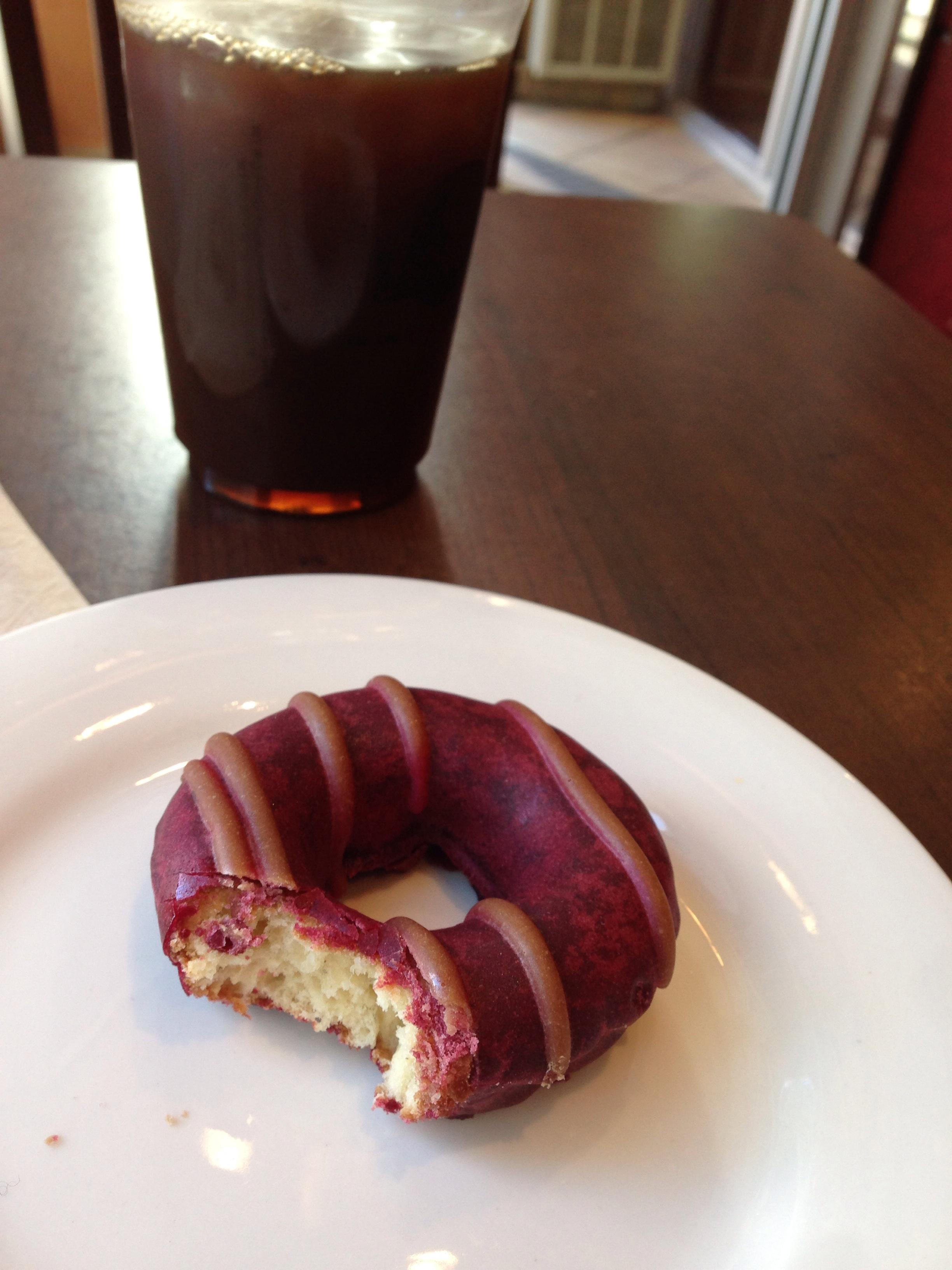 Megan's perfect donut, 2014