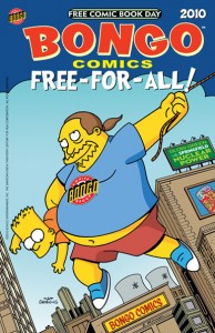 Bongo Comics Free-for-All #6. Matt Groening, Bongo Comics, 2010