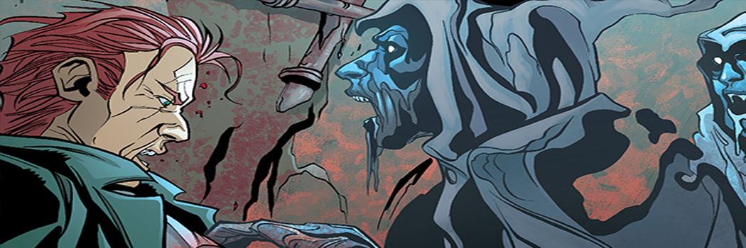 Let Bygone be Bygone: Batman Eternal #16-17