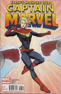 Captain Marvel #7. November 21 2012. Written by Kelly Sue DeConnick. Drawn by Christopher Sebela. Coloured by Dexter Soy. Marvel Comics. Marvel.
