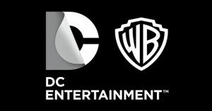 DC Entertainment. Warner Bros. Logo. DC
