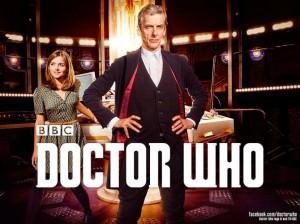 Doctor Who. Season 8. BBC. 2014. Jenna Coleman. Peter Capaldi. Steven Moffat.