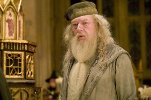 Dumbledore. Harry Potter. Film. Warner Bros.