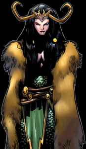 Female Loki, Marvel, 2011