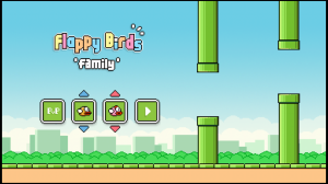 Flappy Birds Family by Dotgears